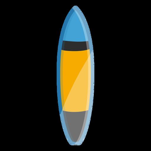 Ícono de tabla de surf elementos de surf Transparent PNG
