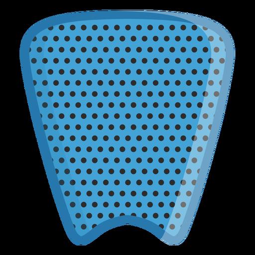 Ícone de almofada de tração de prancha Transparent PNG