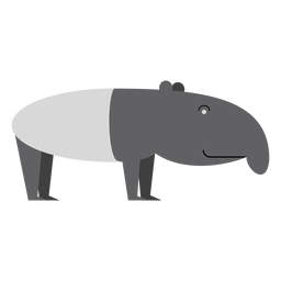 Tapir illustration