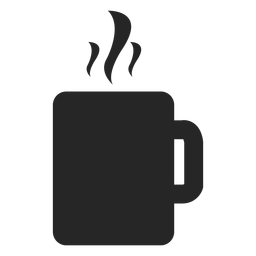 Tea cup flat icon