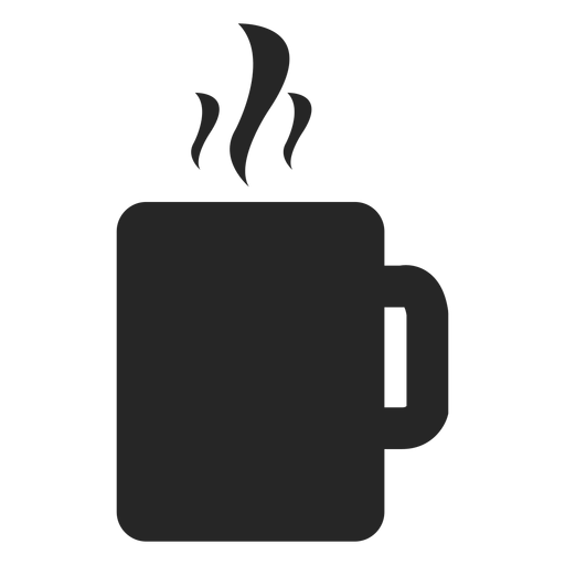 Tea cup flat icon Transparent PNG