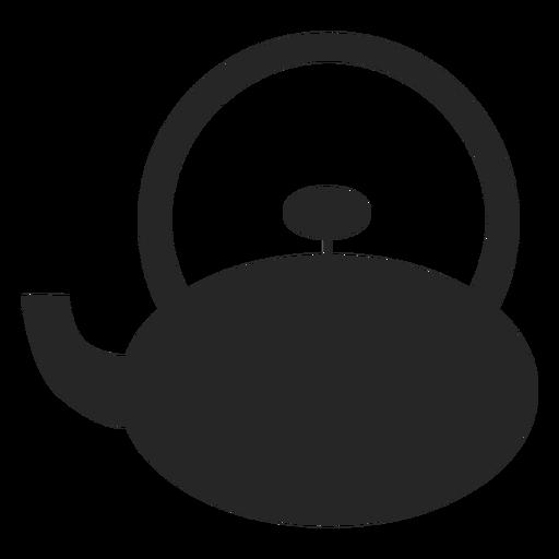 Teapot flat icon Transparent PNG