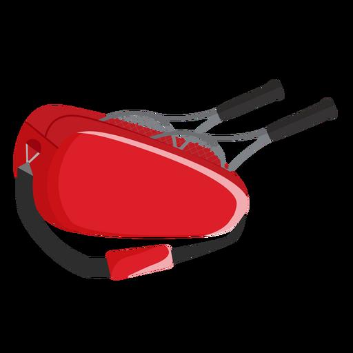 Icono de bolsa de tenis Transparent PNG