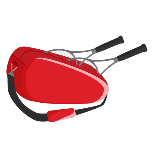 Tennis bag icon Transparent PNG