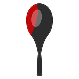 Tennis racket cover icon