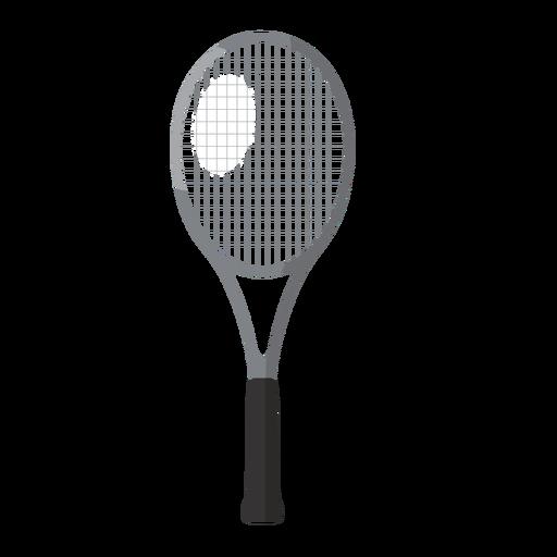 Elementos de tênis de ícone de raquete de tênis Transparent PNG