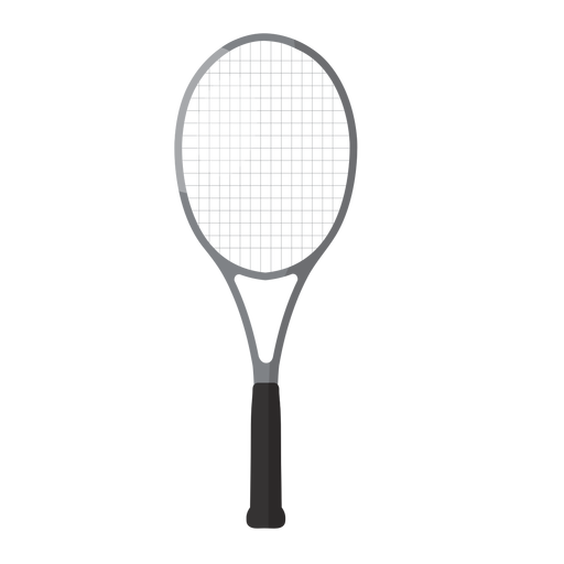 Tennis racket icon tennis elements