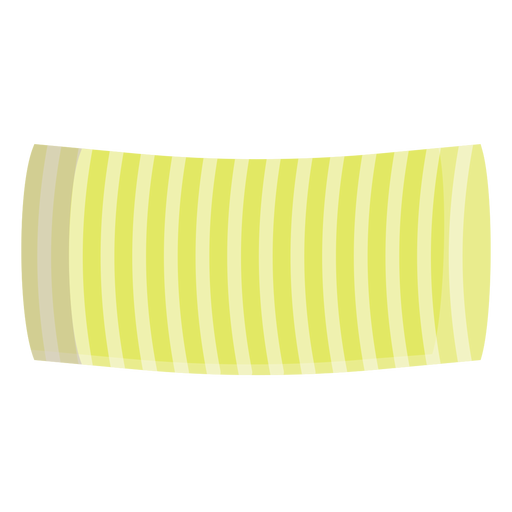 Tennis wristband icon Transparent PNG