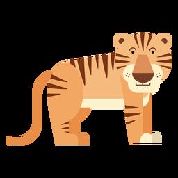 Ilustración del tigre