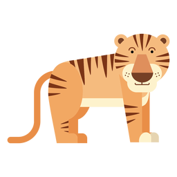 Tigre ilustração
