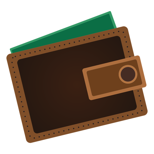 Wallet icon travel icons