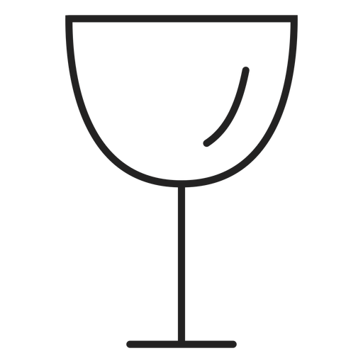 Wine glass icon drink icon Transparent PNG