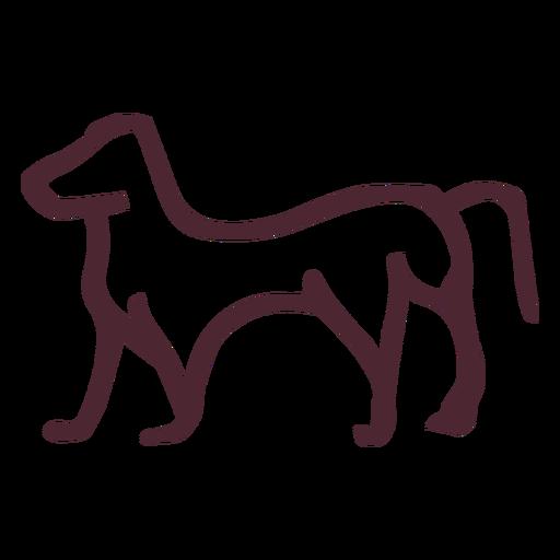 Egyptian animal traditional symbols Transparent PNG