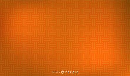 Orange nahtloser Webart-Muster-Hintergrund.