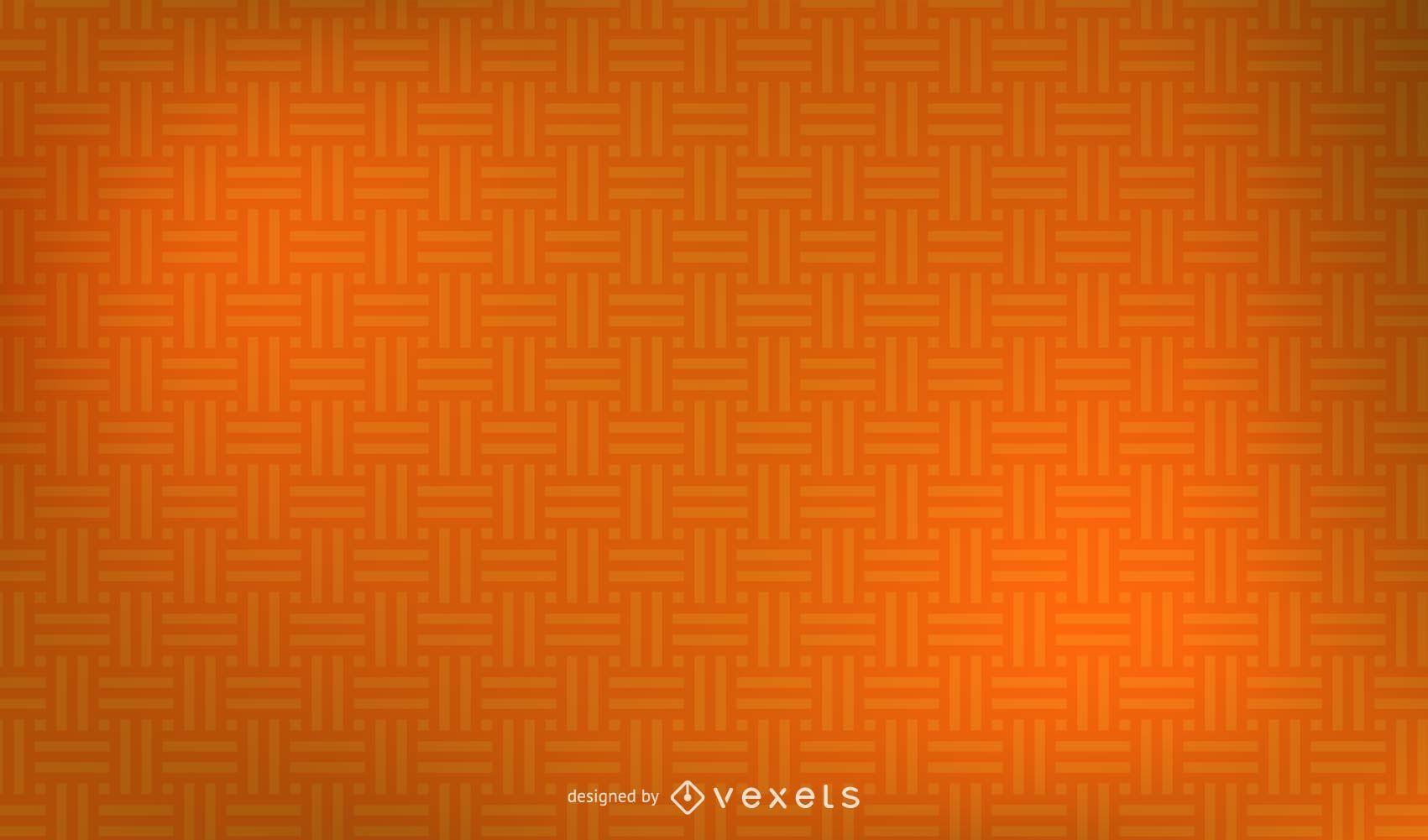 Fondo naranja tejido sin costuras.