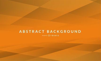 Orange Tile Abstract Background Design