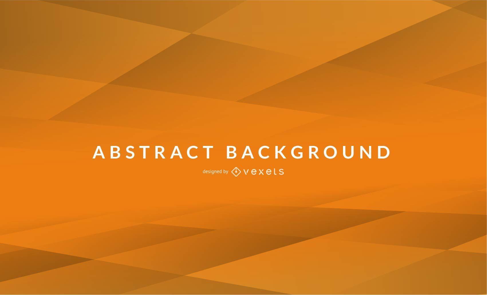 Diseño de fondo abstracto de azulejo naranja