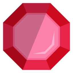 Gemstone jewelry icon