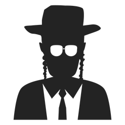 Icono judío jasídico