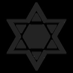 Icono de magen david