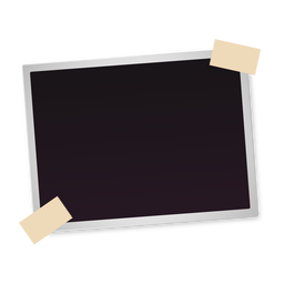 Polaroid-Foto-Symbol