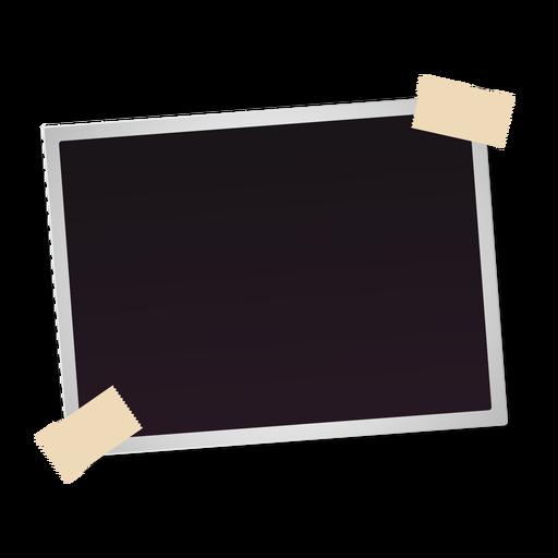 Icono de foto Polaroid Transparent PNG