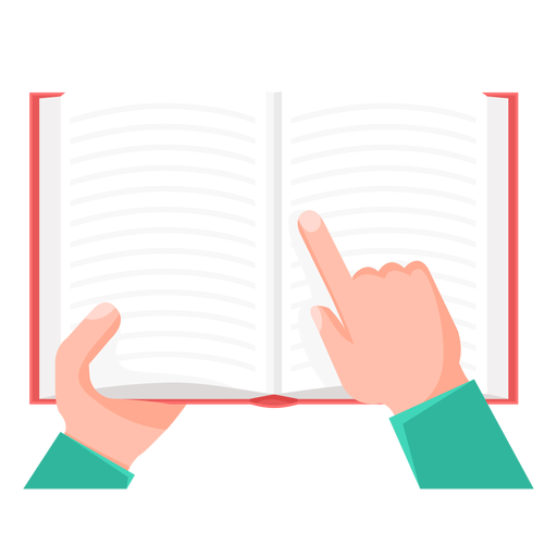 Book research vector Transparent PNG