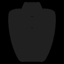 Collier-Halskette-Symbol