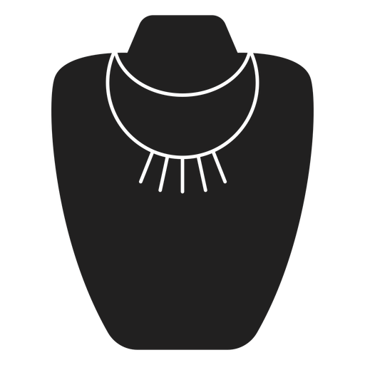 Collier Necklace Icon Transparent Png Svg Vector