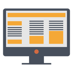 Computermarketing-Symbol