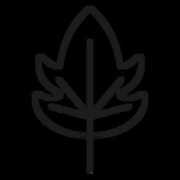Icono de hoja de estilo de pepino
