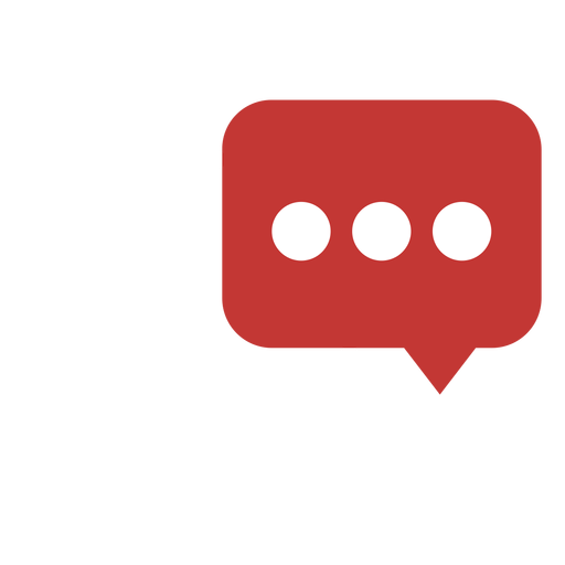 Dialog balloon icon Transparent PNG
