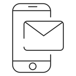 Electronic mail icon