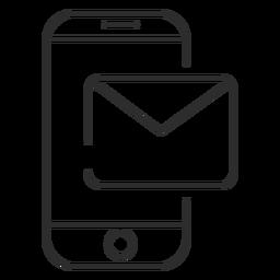Icono de correo electrónico