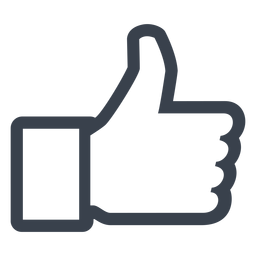 Facebook wie Ikone