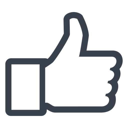 Facebook como ícone Transparent PNG