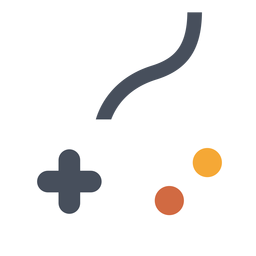 Icono de controlador de juego