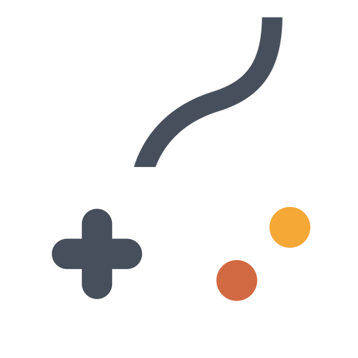 Game controller icon Transparent PNG