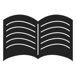 Icono de libro de Hanukkah
