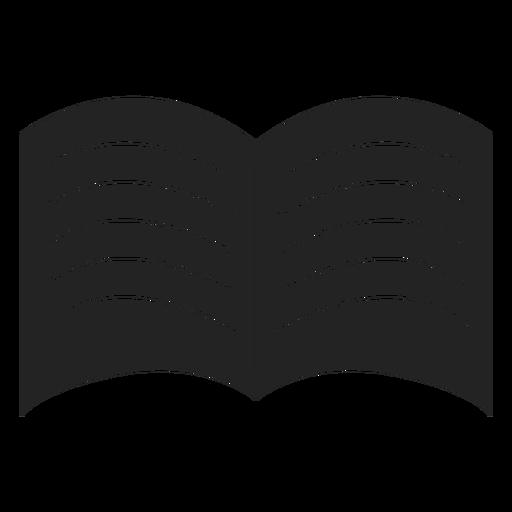 Ícone do livro de Hanukkah Transparent PNG