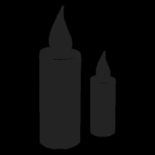 Hanukkah candle icon hanukkah Transparent PNG