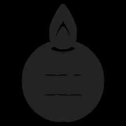 Hanukkah light star de david