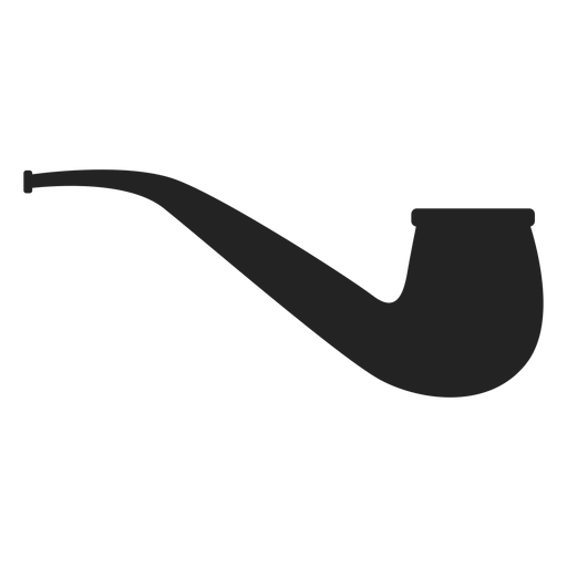 Icono de pipa de fumar Janucá Transparent PNG