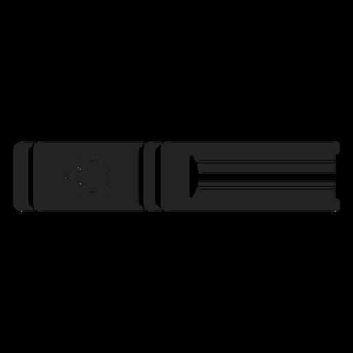 Icono de libro de la Torá de Hanukkah Transparent PNG