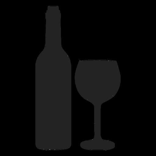 Icono de copa y vino de Hanukkah Transparent PNG