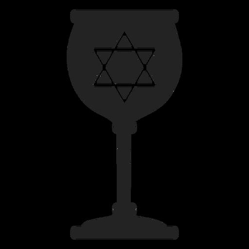 Ícone de taça judaica Transparent PNG