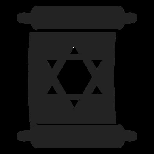 Desplazamiento de hanukkah judía Transparent PNG