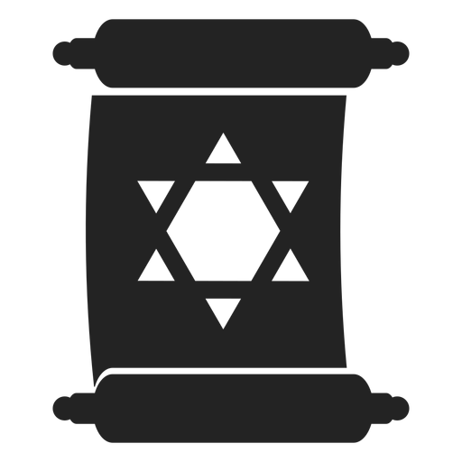 Jewish hanukkah scroll Transparent PNG