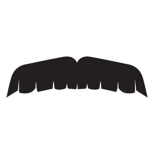 Lampshade moustache icon Transparent PNG