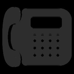 Festnetztelefon-Symbol